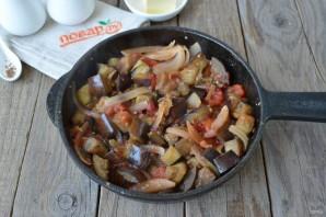 Суп-пюре из баклажанов и помидоров - фото шаг 6