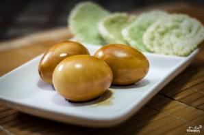 Яйца в соевом соусе - фото шаг 6