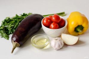Грузинский салат с баклажанами - фото шаг 1