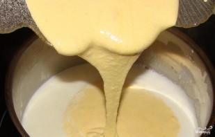 Яичный торт - фото шаг 3