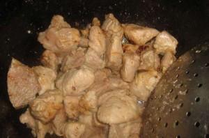 Тушеная телятина с картофелем - фото шаг 1
