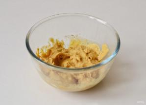 Сыр из нутовой муки - фото шаг 3