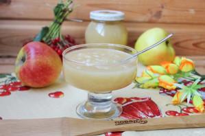 Яблоки протертые с сахаром на зиму - фото шаг 8