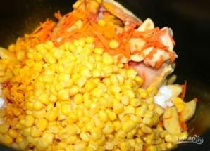 Суп с кукурузой - фото шаг 2