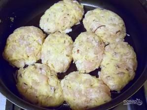 Картофельно-мясные котлеты - фото шаг 5