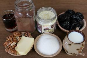 Чернослив в шоколаде с коньяком - фото шаг 1