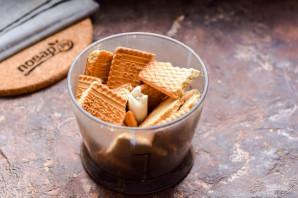 Капкейки из печенья без выпечки