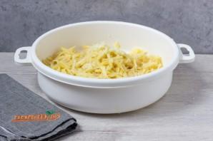 Картофельные драники в вафельнице - фото шаг 2