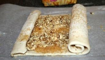 Печенье из слоеного теста - фото шаг 4