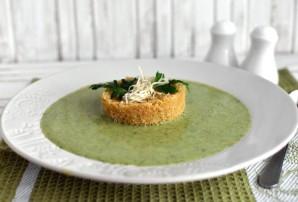 Суп из цукини со шпинатом и киноа - фото шаг 7