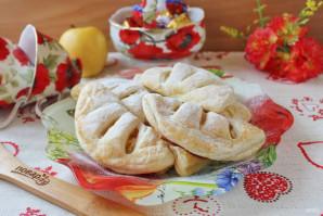 Шоссоны с яблоками - фото шаг 13