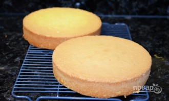 Торт бисквитный - фото шаг 5