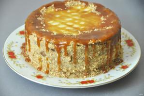 Медово-яблочный торт - фото шаг 34
