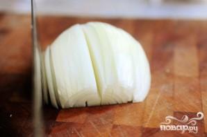 Спагетти с овощами - фото шаг 2