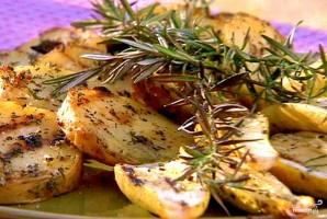 Картофель на гриле - фото шаг 6