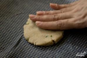Амарантовые хлебцы - фото шаг 7