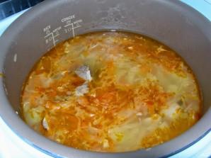 Щи из маринованной капусты  - фото шаг 4