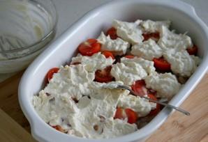 Треска, запеченная в духовке с сыром - фото шаг 8