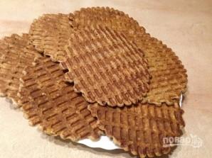 Нежнейшие диетические тыквенные вафли - фото шаг 10