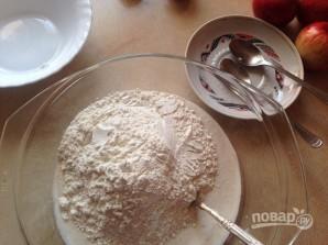 Рецепт оладий на сухих дрожжах - фото шаг 3