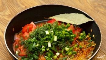 Суп с фасолью и щавелем - фото шаг 1