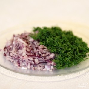 Салат с кукурузой и курицей - фото шаг 1