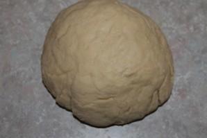 Пирожки с печенью в духовке - фото шаг 6