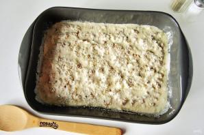 Заливной пирог с рыбой и картошкой - фото шаг 9