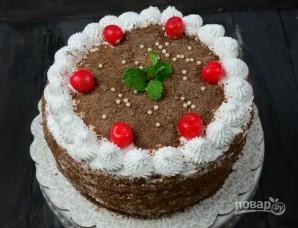 Шварцвальдский торт - фото шаг 7