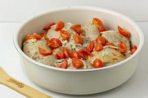 Куриные окорочка с овощами - фото шаг 6