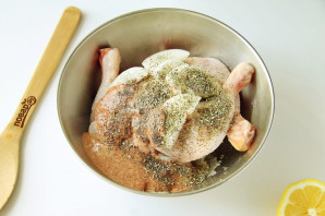 Маринад для куриных окорочков - фото шаг 6