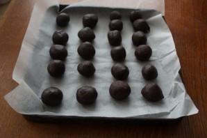 Мягкое шоколадное печенье с какао - фото шаг 5
