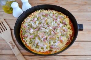 Омлет в стиле пиццы - фото шаг 10
