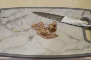 Селедочный салат с горчицей - фото шаг 3