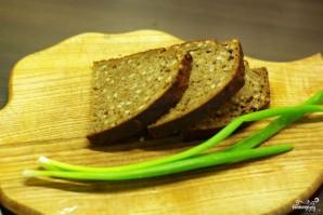 Жареное сало с луком - фото шаг 7