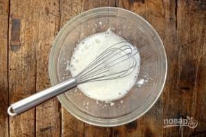 Хрустящее печенье с кунжутом - фото шаг 1