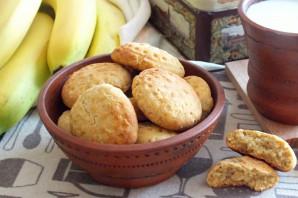 Кукурузное печенье без яиц