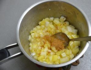 Яблочный пирожок как в Макдональдсе - фото шаг 7