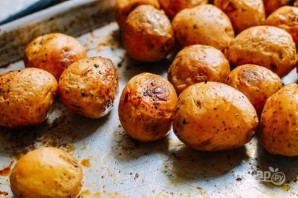 Говяжьи ребрышки с картофелем - фото шаг 4