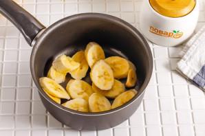Банановый настой с корицей - фото шаг 2