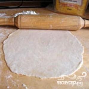 Кыстыбый с картошкой - фото шаг 2