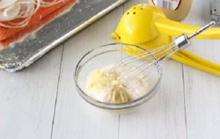 Запеченная семга с сыром - фото шаг 3