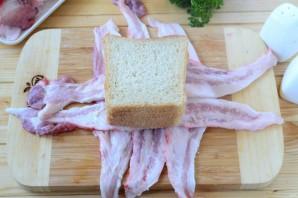 Сэндвич в беконе - фото шаг 7