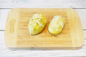 Картофель, запеченный дважды - фото шаг 7