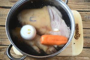Холодец из рульки свиной - фото шаг 4