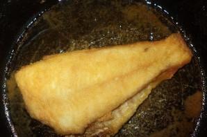 Камбала на сковороде - фото шаг 4