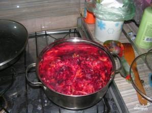 Суп из свекольной ботвы - фото шаг 3