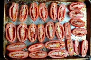 Томатный крем-суп с креветками - фото шаг 1