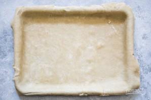 Яблочный пирог с хрустящей корочкой - фото шаг 1