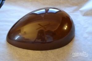 Пасхальное шоколадное яйцо (мастер-класс) - фото шаг 10